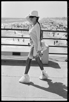 http://ed-templeton.com/files/gimgs/th-153_WOman with plastic bags over shoes HB pier V2.jpg