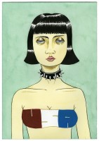 https://ed-templeton.com:443/files/gimgs/th-5_Drawing-girl-with-USA-top-spiked-collar.jpg